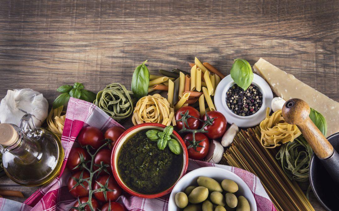 رژیم مدیترانهای، آشنایی با رژیم های غذایی، قسمت دوم