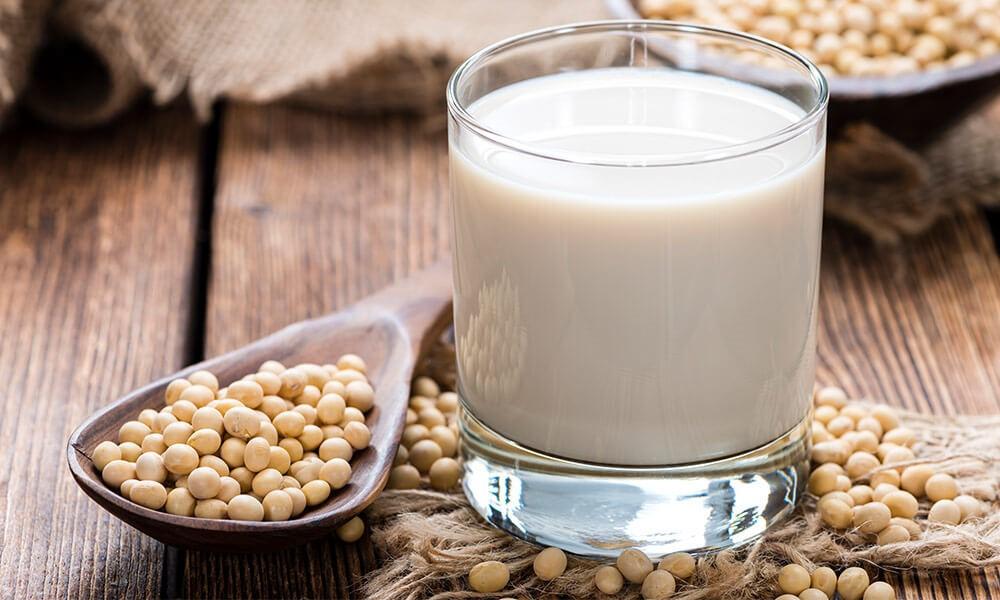شیر سویا- مای ژن- کاهش وزن در خواب