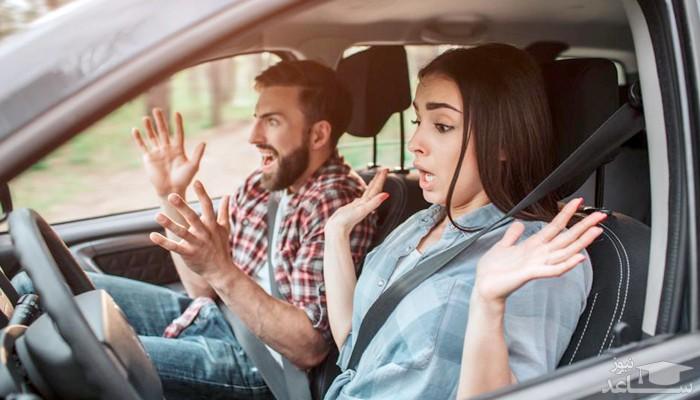 تحقیقات نشان داده که رانندگی بد دلیل ژنتیکی دارد!