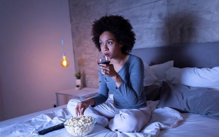 چاقی و غذا خوردن در شب!